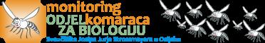 Monitoring komaraca Odjela za biologiju